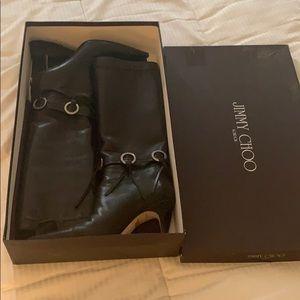 Jimmy choo scarla boots